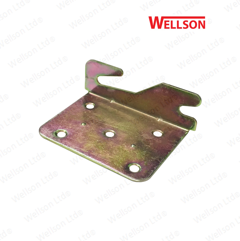 L Shaped Bed Frame Side Rail Bracket L Wellson